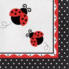 3 Ply Lunch Napkins Ladybug Fancy/Case of 192 https://www.ktsupply.com/products/32786326086/3-Ply-Lunch-Napkins-Ladybug-FancyCase-of-192.html