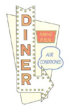 Diversified Diners - Diner Signs