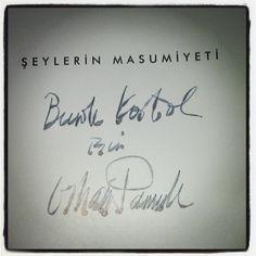 Orhan Pamuk - Şeylerin Masumiyeti :)
