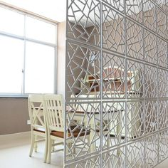 50 Clever Room Divider Designs | Hanging room dividers, Divider ...