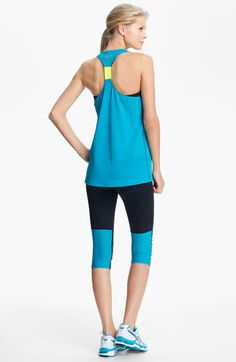 Under Armour Tank Pants And Under Armour Shoes