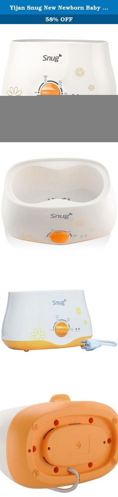 Yijan Snug New Newborn Baby Bottle Warmer for Breastmilk Milk Water Food, Constant-heating Double Warmer S108IS. Expert suggested to feed baby with some water after formul, Which helped baby to digest easily and clean the mouth. Inspired to save parents much time, the warmer is designed to two bottles at the same time. (The product do not include bottle.) Rated Voltage: 120V ~ Rated Frequency: 60Hz Rated Power:150W Sixe: 230*130*145(mm) Box Size:245*180*160(mm) G.W.:0.8 kg N.W: 0.59 kg.