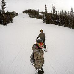 Take me back to the slopes! #burton #sunriseskiresort #snowboarding