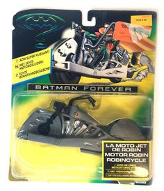 Batman: Batman Forever – Robincycle  Kenner  Batman, Batman: Batman Forever www.detoyboys.nl