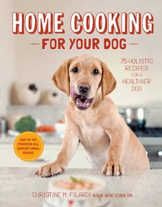 Keep your dog eating good and know what you are feeding them with the Home Cooking for your Dog Book! Cookbook for your dog Recipes for cooked meals, treats, and the raw food diet 75 Holistic Recipes… Homemade Dog Treats, Pet Treats, Homemade Food, Dog Recipes, Raw Food Recipes, Healthy Recipes, Dog Books, Read Books, Tier Fotos