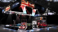 Booth Design BMW
