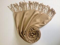 SAND PASHMINA shawl