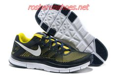 online store 3f035 87901 Nike Free Trainer 3.0 Dark Blue Yellow 553684 700 Discount Nikes, Free  Running Shoes,