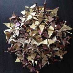 1000 Paper Cranes - Imgur