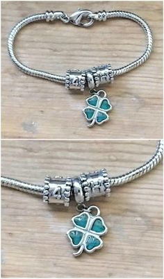 4-H Charm Bracelet.  Perfect for 4-H youth, moms and leaders!