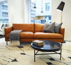 Syvätuuli, Kuusilinna Scandinavian Style Home, Luxor, Little Houses, Aqua, Couch, Future, Living Room, Interior, Design