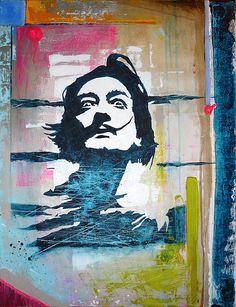 THOMAS MAINARDI - The Urban Pop Expressionist Artist | Sold works