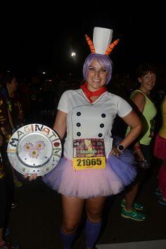 Figment running costume runDisney Wine and Dine Chef Figment Run Disney Costumes, Running Costumes, Diy Costumes, Costume Ideas, Disney Half Marathon, Princess Half Marathon, Halloween Scene, Disney Halloween, Disneyland 2016