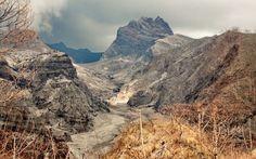 letusan gunung kelud kediri