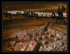 fishbourne roman villa | Fishbourne Roman Palace, hypocaust | Flickr - Photo Sharing!