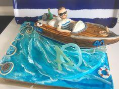 Riva#navigare in un mare di zucchero# sailor# cakeboat