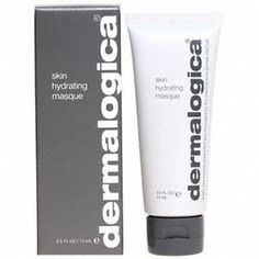 Dermalogica Skin Hydrating Masque - 2.5 oz (74 ml) by Dermalogica. $29.56. Refresh stressed, dehydrated skin and restore suppleness with this soothing blend of botanical Bitter Orange, Hops, Rosemary and Horsetail. The oil-free gel formula is ideal even for the delicate eye area. Ideal for all skin conditions.