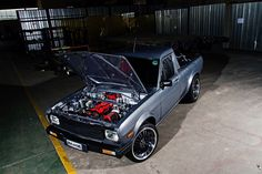 1400 bakkie Nissan Trucks, Toyota Trucks, Mazda Familia, Drift Truck, Nissan Sunny, Go Car, Hummer H2, Datsun 510, Mini Trucks