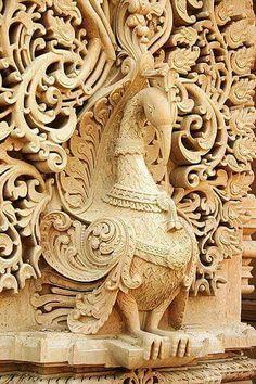 Akshardham Temple particolare. Calcutta Goose?