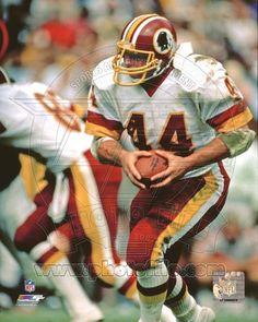 Mitchell and Ness Washington Redskins 44 John Riggins White ...