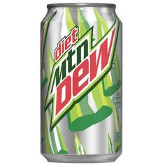 Diet Mountain Dew | What Your Favorite Soda Says About You