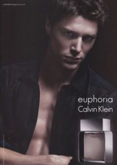 Sexy Male Perfume Ads | ... Euphoria for Men Advert, Ad - Calvin Klein Perfume Range - Video Clip