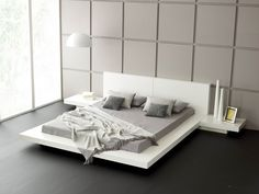 20 Very Cool Modern Beds For Your Room | Modern bedroom furniture ...
