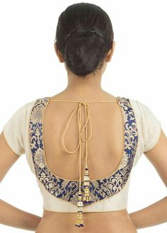 Designer Blouse You are in the right place about blouse designs videos Here we offer you the most be Simple Blouse Designs, Saree Blouse Neck Designs, Stylish Blouse Design, Choli Designs, Indian Blouse Designs, Brocade Blouse Designs, Saree Blouse Patterns, Sari Design, Designer Blouse Patterns