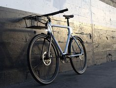 San Francisco - HUGE × 4130 Cycle Works: Evo