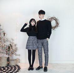 New fashion korean couple winter 36 Ideas