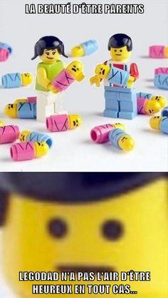 Nouvelle collection de Lego !