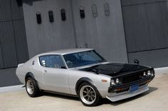 Kenmeri Nissan Skyline GT-R