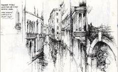 Sketchbook Gallery - Ian Murphy Artist