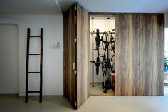Storage in living