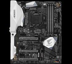 GIGABYTE GA-Z270X-GAM-5 MAB AORUS GA-Z270X DDR4 HDMI DVI
