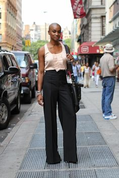 """humansofnewyork:  """"I want to design lingerie and footwear."""""""
