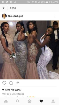 The Best Prom Dreses For Black Girls