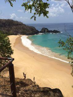 Praia do Sancho - most beautiful beach in a world.