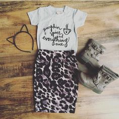 Want the shirt and the cheetah Cassie!