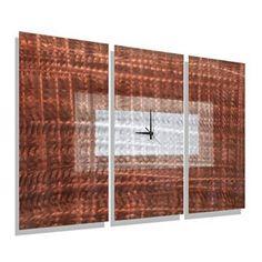 Rustic Bold And Por Copper Wall Art Metal Decorations