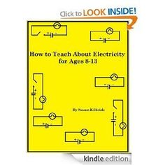 How to Teach About Electricity for Ages 8-13 Review + two FREE science unit studies!