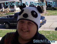 Adult Panda Bear - Free by Corina Gray of Stitch11