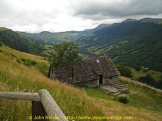 Route des Cretes, Aurillac, Cantal, France., via Flickr.