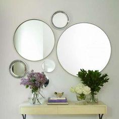 Decoración con espejos, una opción para renovar tus espacios