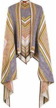 ShopStyle: Missoni Pointed back shawl