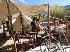Cowboy encampment , Kernville,Ca. Feb.2014