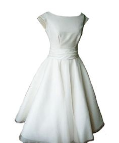 Ready to ship Plus size US SIZE 22  1950s Ivory by RockRollRefresh, $90.00