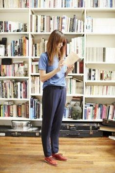 Parisian Style: STYLE ICONS www.parisianstyle.nl