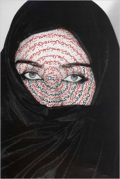 """Iranian poet Forugh Farrokhzad (1935-67), a rebel against many of the conventions symbolized by the veil. Here is the translation of the poem, """"I Will Greet the Sun Again,"""" from Neshat's book."""