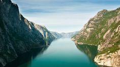 Lysefjorden Stavanger Norway